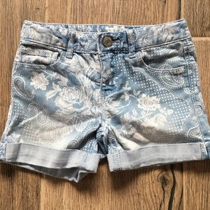 Girls Gap Jean Shorts